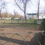 VIII. Teleky László tér, zárt kutyafuttató (Józsefváros)