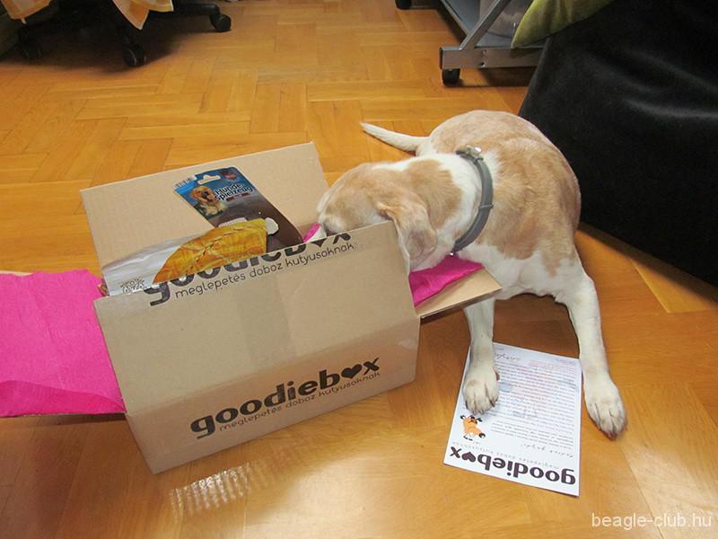 Goodiebox, Beigli