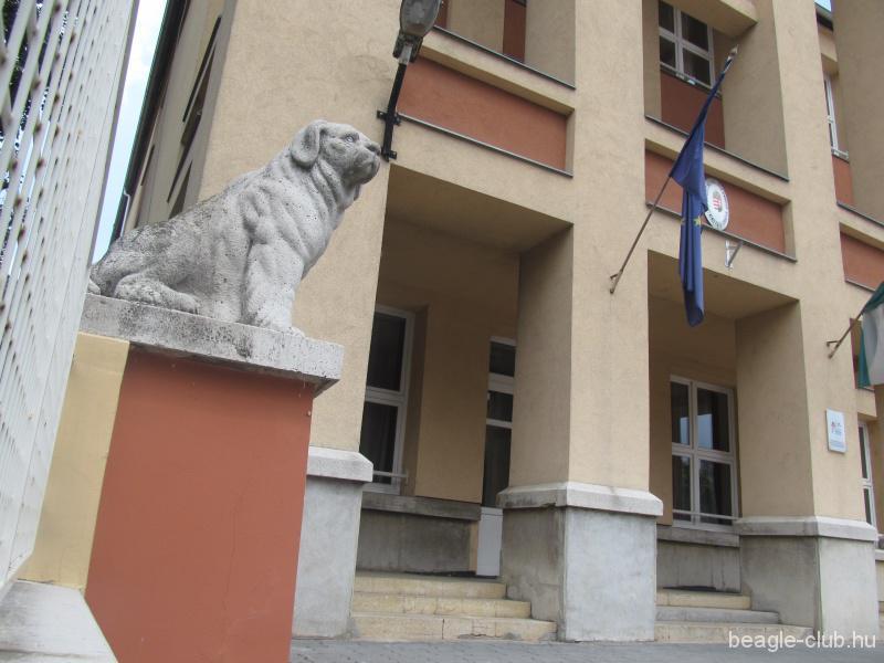 Az iskolát őrző szobor (Szoborvadászat)