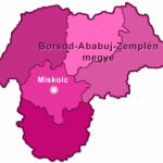 Borsod megye csoport logója
