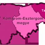 Komárom megye csoport logója
